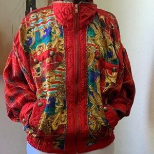 Vintage bomber jacket